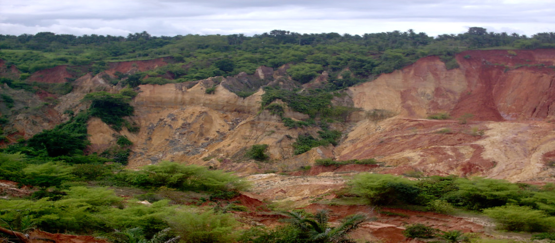 PASDO.org. Environment: Climate Change, Biodiversity Conservation, Gully Erosion, Anambra State, Nigeria, West Africa